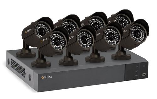 Готовые комплекты видеонаблюдения. Разновидности и особенности