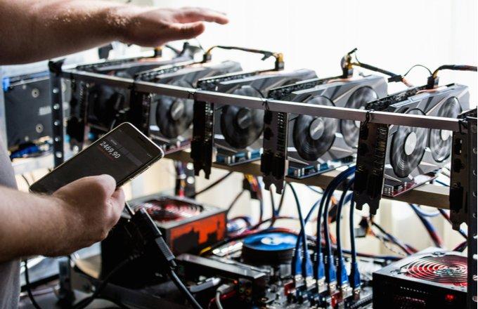 Как работает майнинг криптовалюты?