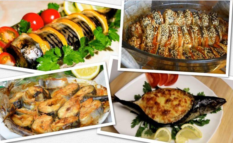 Запеченная скумбрия: бесподобное блюдо к обеду или ужину